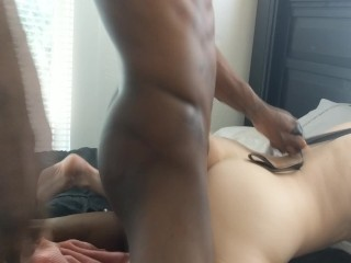 Afternoon of Lust with Hotwife Roxy and Built BBC