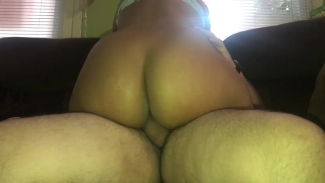 Horny Mexican forces me to cum inside her