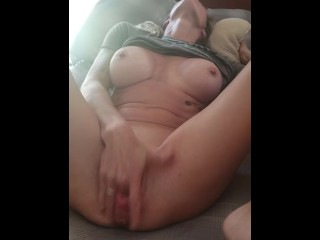 Squirting Finger Play