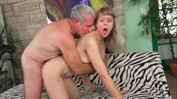 Over 50 lady gets fucked hard Jamie
