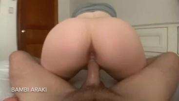 Bambi Araki PornHub Starlet POV