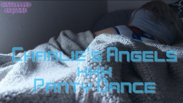 Cameron Diaz Charlie's angels panty dance morning masturbation xxx parody