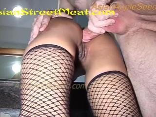 Stocking Bondage Without The Chains
