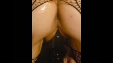 SUPER TIGHT!! FIRST TIME ANAL WITH HOT RED HEAD MILF! Screaming orgasm!  P1