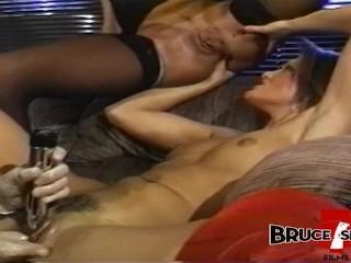 BRUCE SEVEN - Debi Diamond, Kaitlyn Ashley, Krysti Lynn, and Suzie Matthews main image