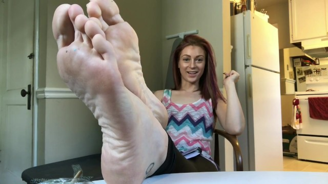Five foot cock Five humiliating tasks my most popular clip to date