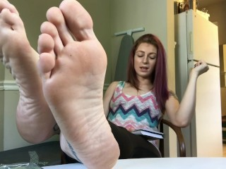 FIVE HUMILIATING TASKS (MY MOST POPULAR CLIP TO DATE)