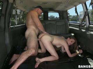 Sex Tube Hardcore BANGBROS - Shy Amateur, Ashton Pierce, Gets Plowed On The Bang Bus