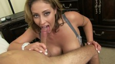 MILF Babe Eva Notty Sucks Ass For Her Son