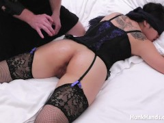 18 yo Chinese ABUSED in real massage.. Squirts! Amateur Asian Taiwan Teen