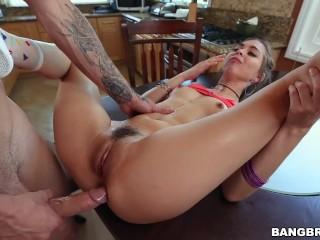 Xxx Big Cock Fuck Bangbros - Chris Strokes Fucks Young Riley Reid Long Dick Style! Big