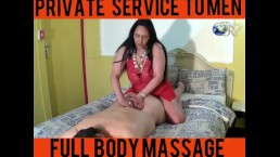 Linda South Africa Cape Town give full body massage