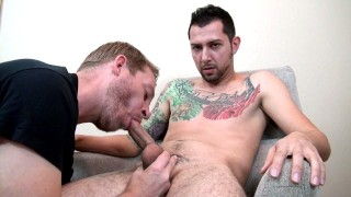 gay moments dans Straight Porn