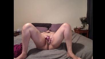 Masturbation Cum Show