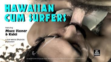 Hawaiian Cum Surfers