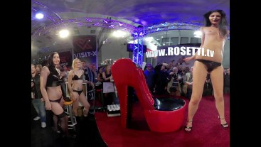 Coco Kiss Liveshow Venus Berlin 360 Grad VR