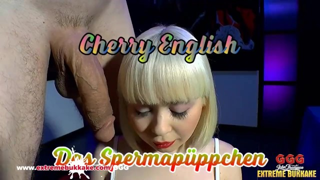 Extreme messy monster facials - Cherry english first anal monster cock - extreme bukkake