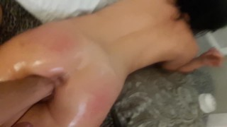 Watch me get Fisted & Fucked at Home