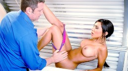 Wicked - Young At Heart - Scene 3 - Lela Star fucked on tanning bed