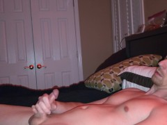Lubed Up Dick Getting Stroked By My Sloppy Hands Part 1 Vegaslife486