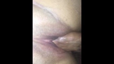 Daddies big dick
