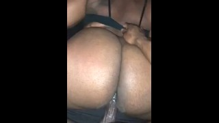 Good pussy filled with cum