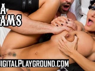 DigitalPlayground - Hot milf biker babe Ava Addams