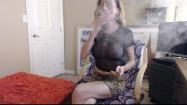 Smoking Narrative of Hot Wife Cuckold Confession - Tara Smith Smokes 420