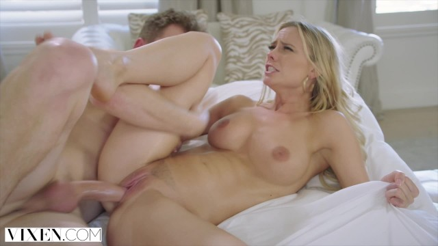Horny Sister Fucks Brother