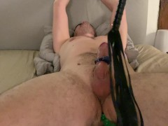 Gentle Femdom - Cock Teasing and Edging. I do not let my husband cum (pt 1)