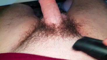 Trimming My Lovely Pubes
