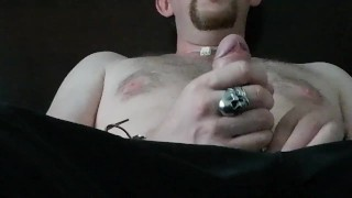 For Justa - Double Handed, Dirty Talking Jerk Off