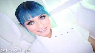 Jewelz Blu POV Blowjob at Swallow Salon