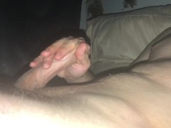 Straight brother cumming