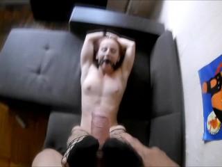 BDSM Footfetish POV