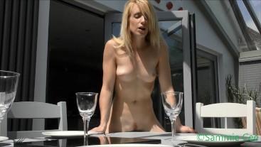 Table Humping Orgasm