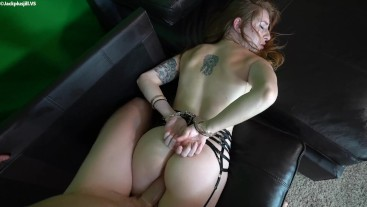 Redhead Ginger Babe Threesome (pt. 2)