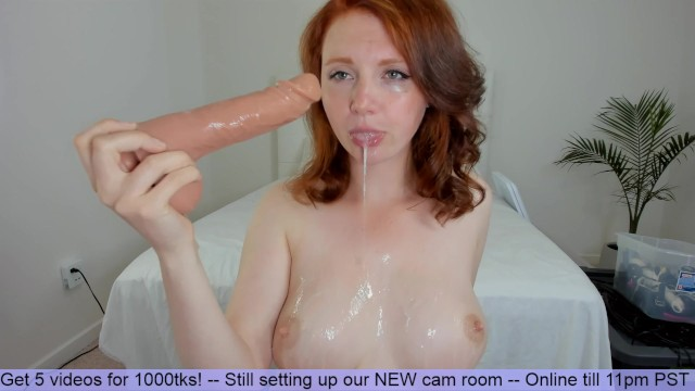 Lube tube big tits cum - Sloppy bj and cum lube glazed tits