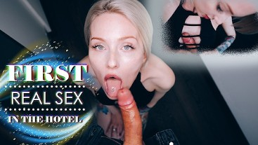 First real sex Scene in the Hotel POV
