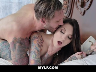 MYLFDOM – Tatted Up Hottie Tied Up For Hard Rough Fuck