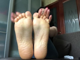 Foot Fetish by Eva Fetish Top Moscow