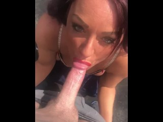 Mofos for free thick white girl sucking huge cock outside thick white girl curvy hug