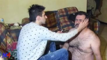 i want to slap my slave