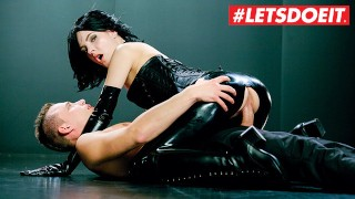 LETSDOEIT – Hot Czech Teen Fantasy Fucked Hard In Her Latex Suit