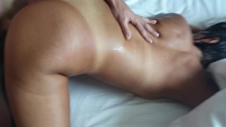 hot big ass asian gets fucked in hotel