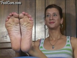Dorene Mumford MILF Soles (size 9 shoe, 5'9″ height)