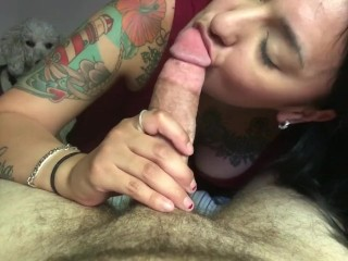 Booty talk 21 fast blowjob from my college girlfriend point of view amateur homemad