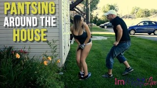 PANTSING AROUND THE HOUSE - PREVIEW