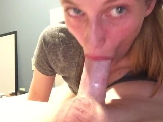 Toronto Strip Club Listings Teens At It Again With Her Amazing Head Game, Amateur Babe Blowjob