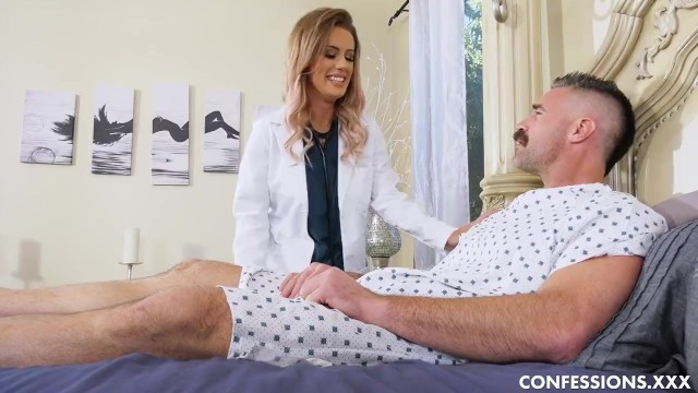 Men fucking men raw Tattooed nurse with big tits is horny and wants to fuck her patient